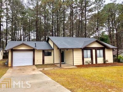 Peachtree City GA Single Family Home For Sale: $199,900