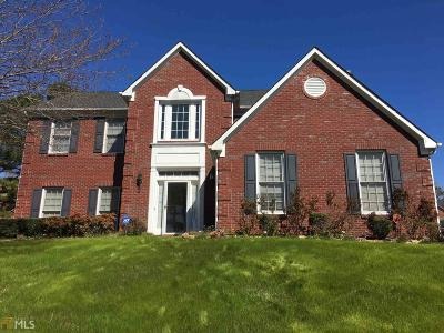 Stone Mountain Single Family Home For Sale: 6380 The Trail