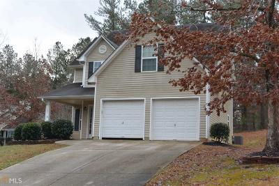 Dawsonville Single Family Home For Sale: 180 Mill Creek Cv