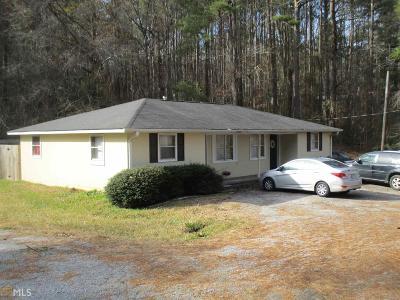 Newnan Multi Family Home For Sale: 217 Isham Ballard Rd