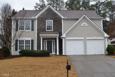 Kennesaw Single Family Home For Sale: 3794 Seattle Pl