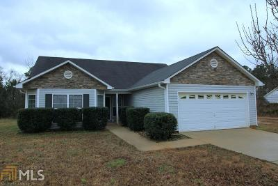 Griffin Single Family Home Under Contract: 1032 Longview Trl