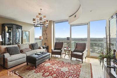 Atlanta Condo/Townhouse For Sale: 3300 Windy Ridge Pkwy #1506