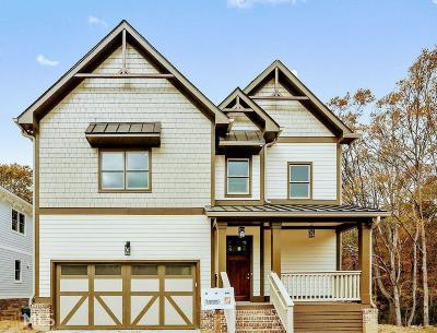 Norcross Single Family Home For Sale: 5989 Kenn Manor Way