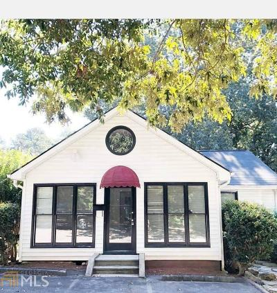 Atlanta Commercial Lease For Lease: 1200 Hope Rd