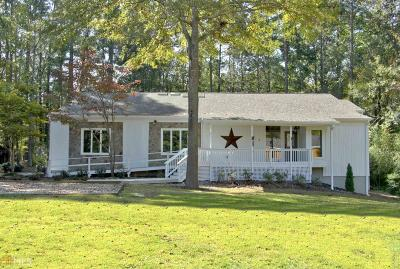 Peachtree City GA Single Family Home For Sale: $450,000