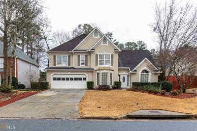 Suwanee Single Family Home Under Contract: 690 Welford