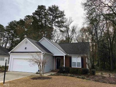 Fayetteville Single Family Home Under Contract: 105 Fenwyck Commons