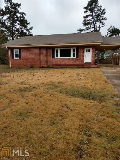 Lagrange Single Family Home Under Contract: 4776 Hamilton Rd