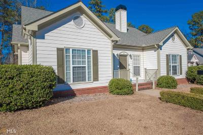 Peachtree City GA Single Family Home For Sale: $329,900