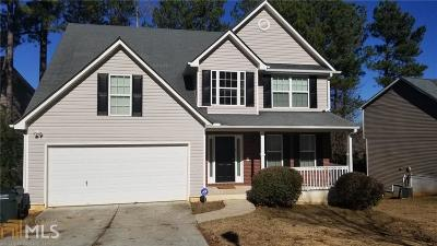 Snellville Single Family Home Under Contract: 4435 Round Stone