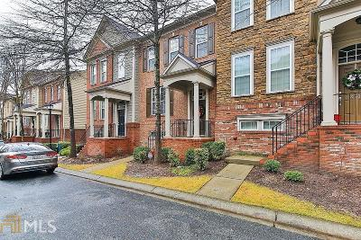 Brookhaven Condo/Townhouse Under Contract: 2186 Weldonberry