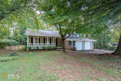 Tucker Single Family Home Under Contract: 1630 Pierce Arrow Pkwy