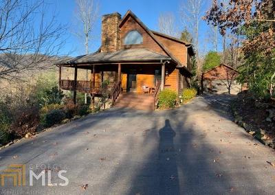 Hiawassee Single Family Home For Sale: 7007 Black Bear Trl