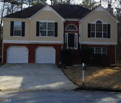 Powder Springs Single Family Home For Sale: 4068 Sweetsprings Ter