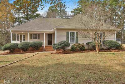 Griffin Single Family Home Under Contract: 291 Cedardale Dr