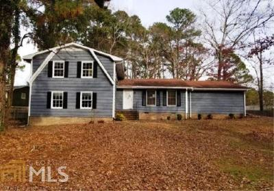 Conyers Single Family Home For Sale: 2337 SW Cedar Mill Dr