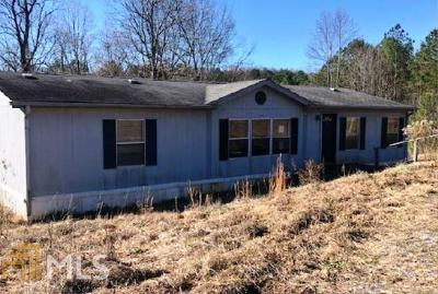 Pickens County Single Family Home For Sale: 111 Mountain Oak Rd
