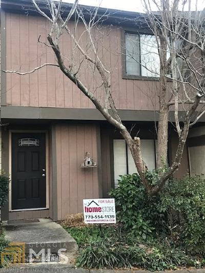 Clarkston Condo/Townhouse Under Contract: 3677 Cobble Mill Ln
