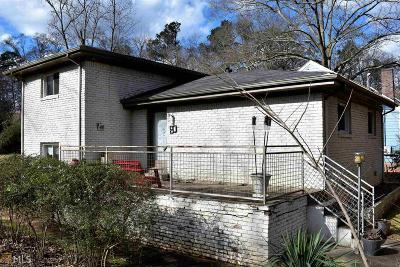 Atlanta Single Family Home For Sale: 439 Ashburton Ave