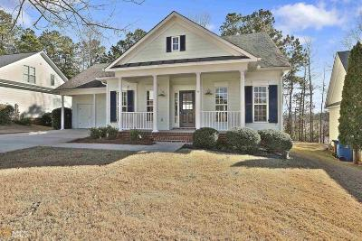 Peachtree City GA Single Family Home For Sale: $322,500