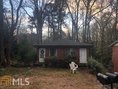 Decatur Condo/Townhouse For Sale: 121 Fairview St #3