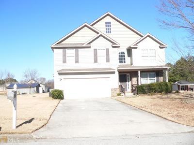 Conyers Single Family Home Under Contract: 1904 Crescent Moon