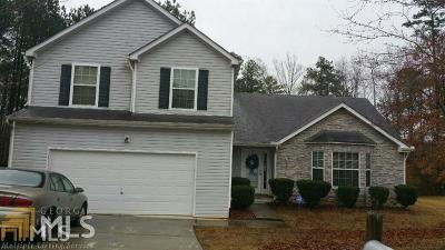 Fayetteville Single Family Home For Sale: 81 Lake Crossing Ct