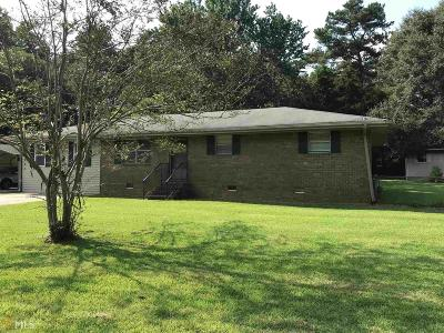 Griffin Single Family Home For Sale: 1303 Zebulon Rd