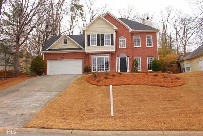 Snellville Single Family Home Under Contract: 2600 Eastmont Trl
