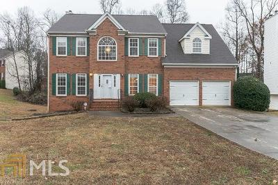 Kennesaw Single Family Home For Sale: 1818 NW Beckley Pl