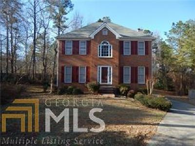 Powder Springs Single Family Home For Sale: 3288 Rusty Run