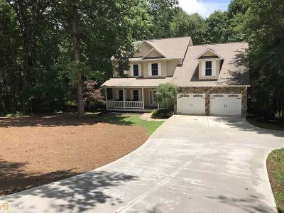 Clarkesville Single Family Home For Sale: 235 Grindstone Creek