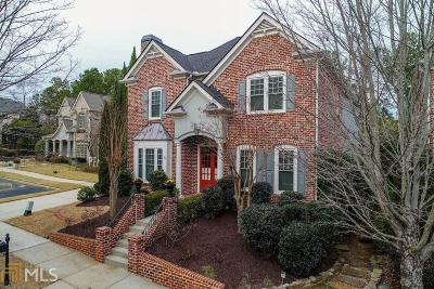 Decatur Single Family Home Under Contract: 928 Manor Parc Dr