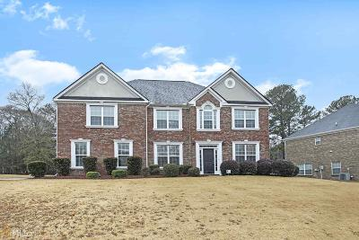 Conyers Single Family Home Under Contract: 2046 Burning Bush Ln