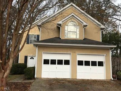 Alpharetta Single Family Home For Sale: 5703 Bridge Pt