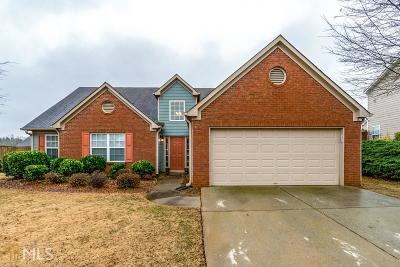 Braselton Single Family Home For Sale: 1762 Jesse Cronic Ct
