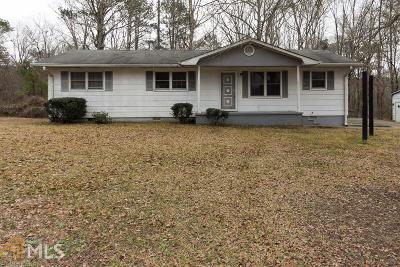 Oxford Single Family Home Under Contract: 5566 Ashland Farm Rd