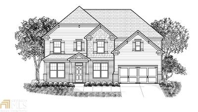 Flowery Branch Single Family Home Under Contract: 6710 Birch Bark Way