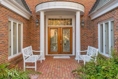 Johns Creek Condo/Townhouse For Sale: 118 Summerour Vale