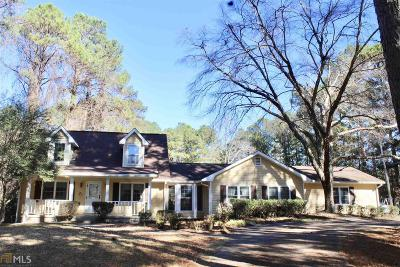 Tyrone Single Family Home Under Contract: 101 Magnolia Dr