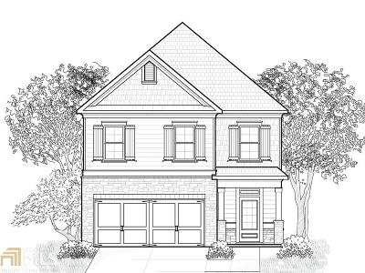 Flowery Branch Single Family Home Under Contract: 6552 Crosscreek Ln