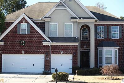 Clayton County Single Family Home Under Contract: 6245 Hillcrest Dr