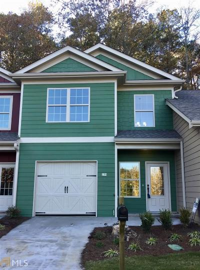 Jasper Condo/Townhouse For Sale: 194 Towne Villas Dr