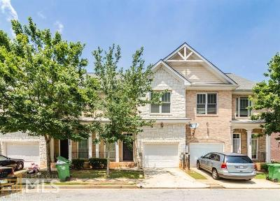 Stone Mountain Condo/Townhouse For Sale: 4876 Pinnacle Dr