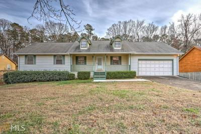 Dacula Single Family Home For Sale: 754 William St