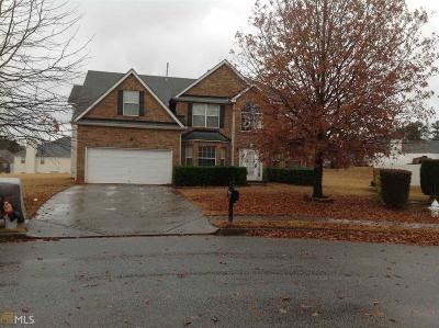 Conyers Single Family Home Under Contract: 1526 Paceville Ct