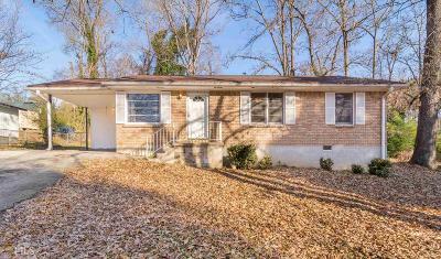 Ellenwood Single Family Home For Sale: 2616 Farn Dr