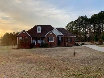 Griffin Single Family Home Under Contract: 2454 Ethridge Mill
