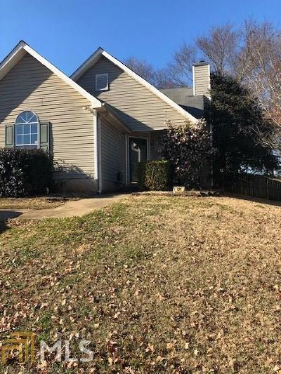 Henry County Single Family Home Under Contract: 375 Autumn Lake Dr